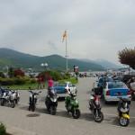 Охрид городская набережная