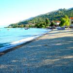 Охрид пляж 3