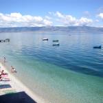 Охрид пляж 5