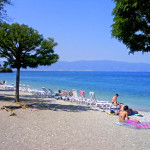 Охрид пляж 6