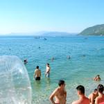 Охрид пляж 7
