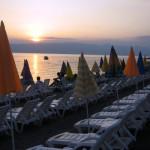 Охрид пляж  8