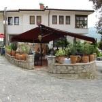 Охрид старая часть города