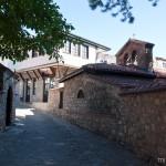 Охрид старая часть улицы