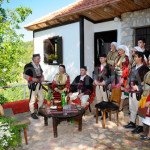 Macedonian traditional Galicnik wedding