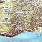 map of old city.jpg старый охрид